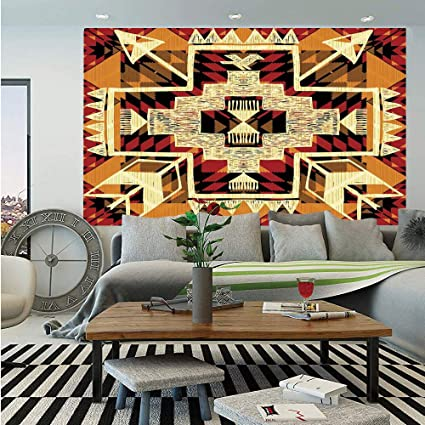Amazoncom Sosung Arrow Decor Wall Muralnative American