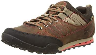 Timberland Greeley Approach Low, Chaussures Multisport Outdoor femme, Marron (Brown), 36