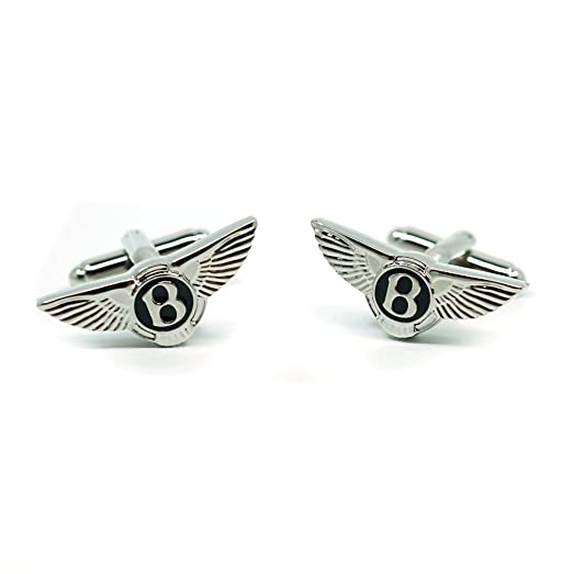 Amazon Com Teri S Boutique Bentley Logo Luxury Car Brand Cufflinks