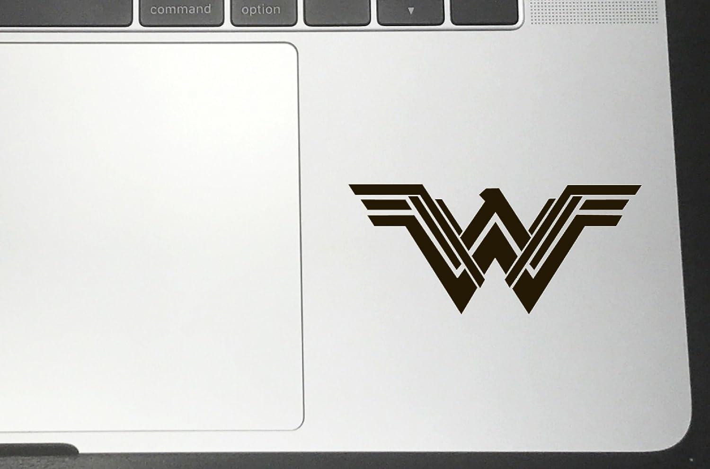 Wonder Woman新しいムービービニールステッカーステッカー車のバンパーウィンドウMacbookノートパソコンIphone MacBookPro MacBookPro 4