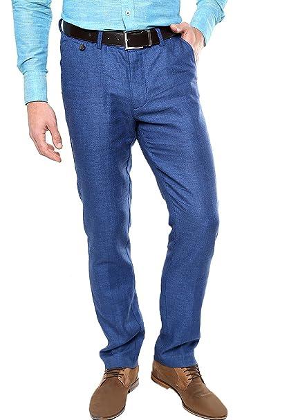 fc925854b Chaps Pantalón Azul Rey Pantalones para Hombre Azul Talla 32x32 ...
