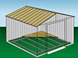 Arrow Sheds FB5465 Floor Frame Kit for
