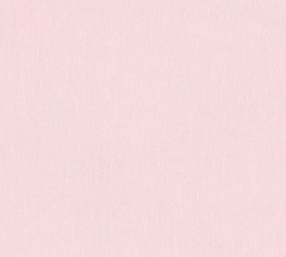 A.S Cr/éation Vliestapete Pop Colors Tapete Unitapete 10,05 m x 0,53 m lila Made in Germany 346292 3462-92
