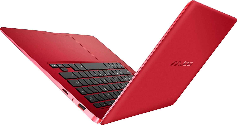 PC portatil InnJoo LeapBook A100 rojo