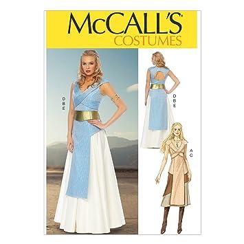 McCalls MC 6941 AX5 (4-6-8-10-12) Schnittmuster zum Nähen, Elegant ...
