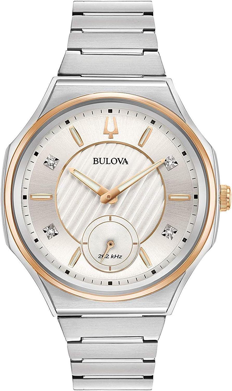 Bulova 98P182 Ladies CURV Watch