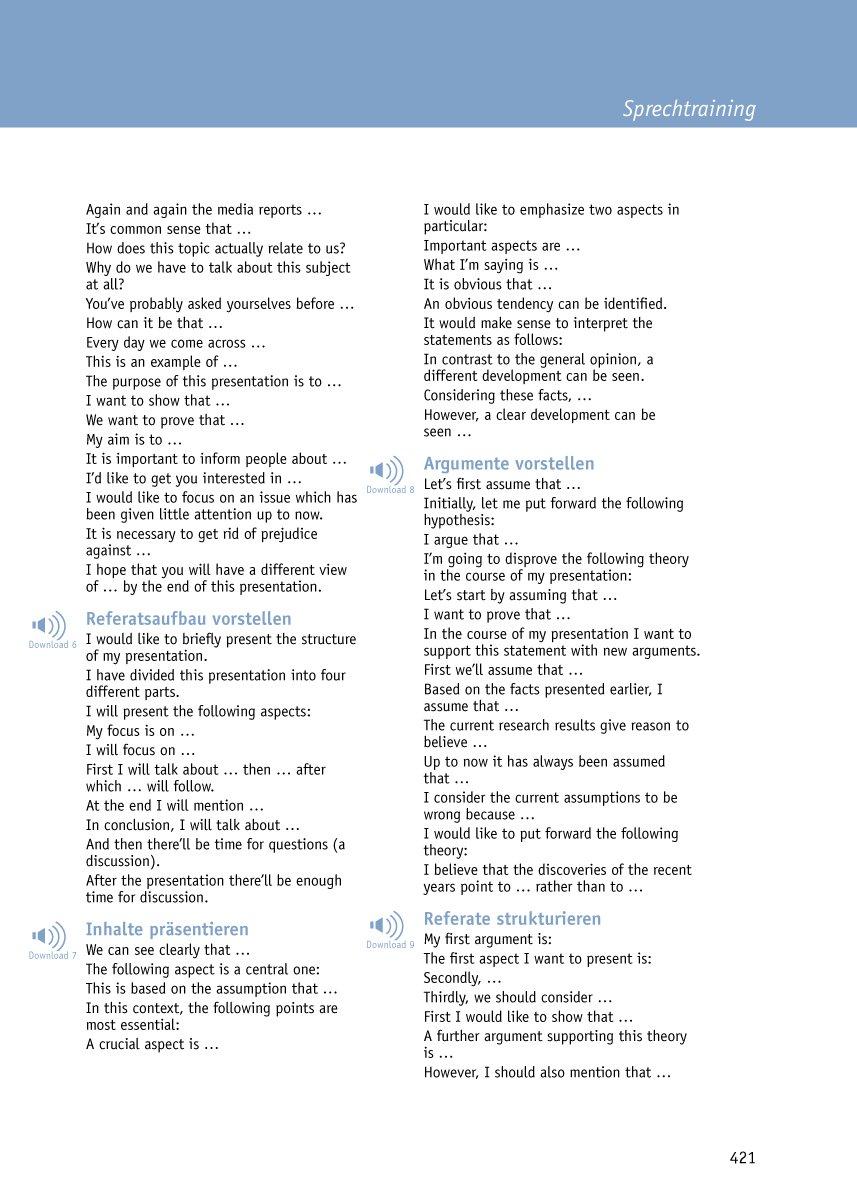 PONS Das große Übungsbuch Englisch. Der komplette Lernstoff mit 630 ...