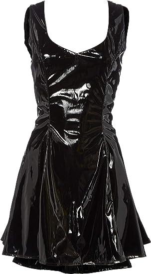 Black Level 28510591031 Falda, Negro (Nero 001), Medium para Mujer ...