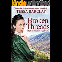 Broken Threads (The Corvill Family Saga Book 2)