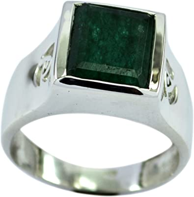 55Carat Genuine Green Onyx Gold Plated Ring for Woman Oval Shape Fashion Jewelry Astrological 5,6,7,8,9,10,11,12