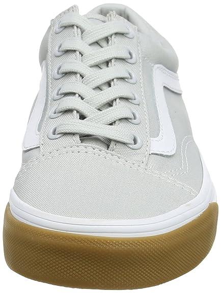 9846e8cbea Vans Adults  Old Skool Canvas Trainers  Amazon.co.uk  Shoes   Bags