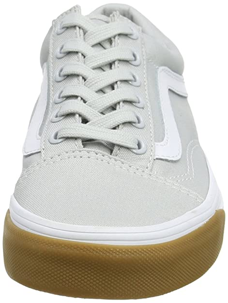 cf4633c7bbcad6 Vans Adults  Old Skool Canvas Trainers  Amazon.co.uk  Shoes   Bags