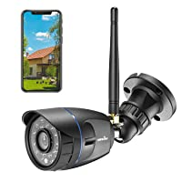 Deals on Wansview Outdoor Security Camera 1080P