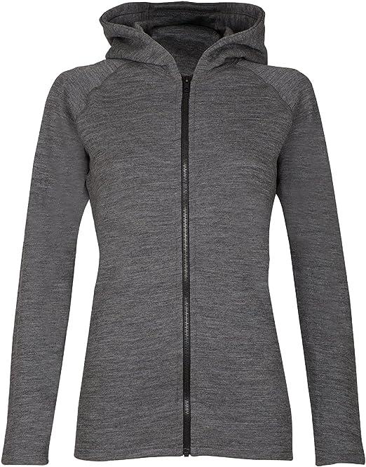 Dilling Frottee Jacke für Damen aus 100% Bio Merinowolle
