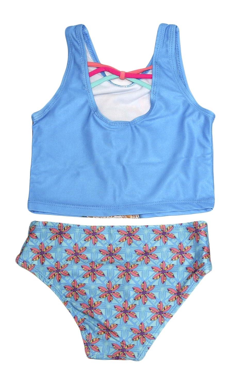 4T Toddler Girls Disney Moana 2 Piece Swimsuit