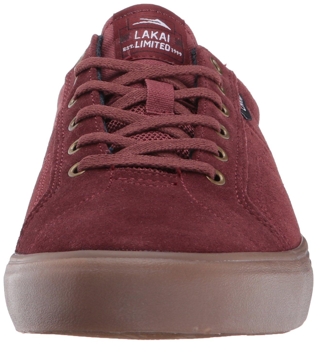 Lakai Flaco M Skate Shoe B01N4NNQE8 7 M Flaco US|Brick Suede 53f47c
