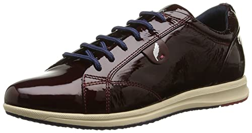 GEOX D Avery, Zapatillas para Mujer, Rot (BORDEAUXC7005), 39 EU: Amazon.es: Zapatos y complementos