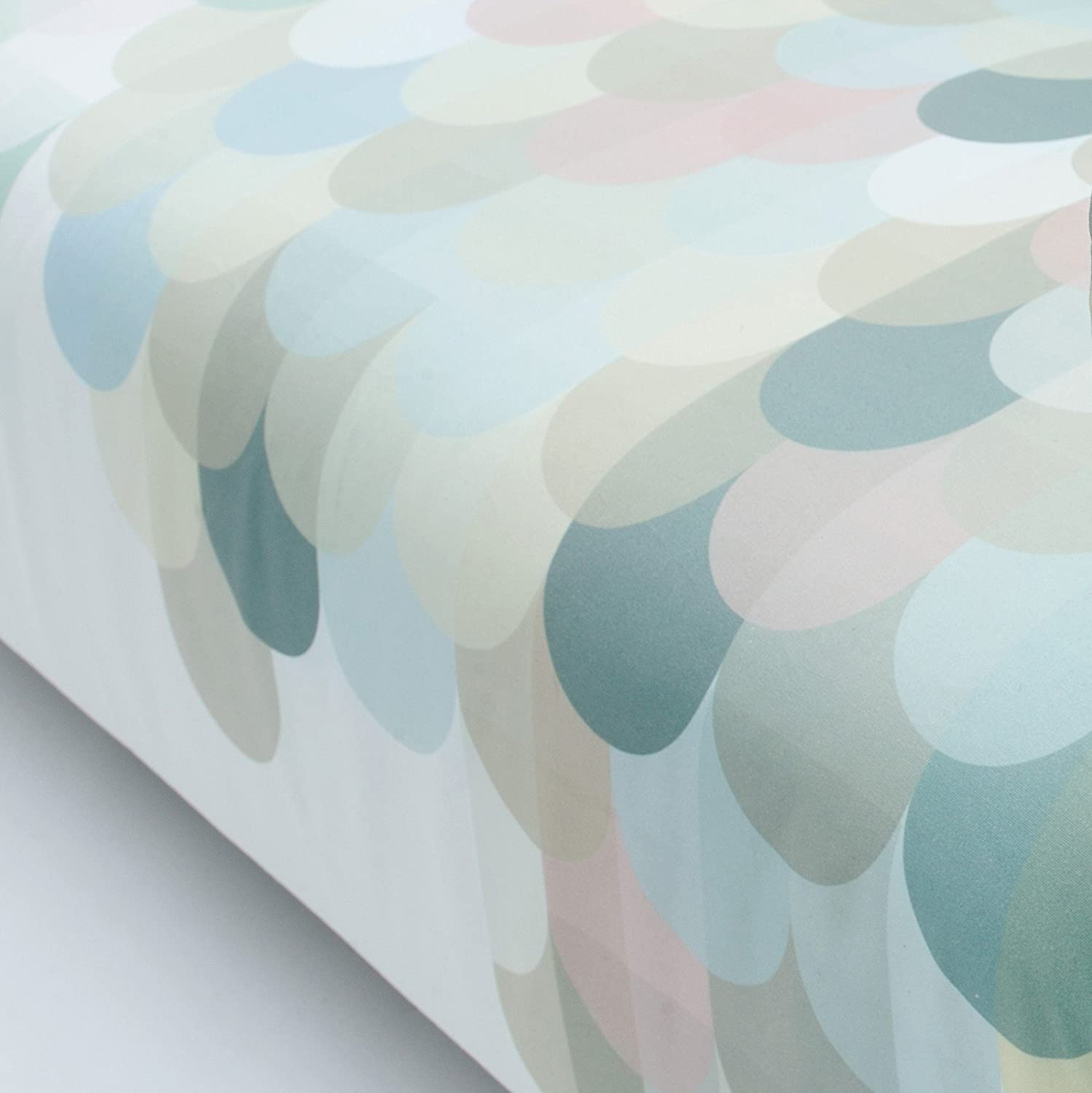 Amazon Klippan Slipcover & Pillow Cover PASTEL design fits