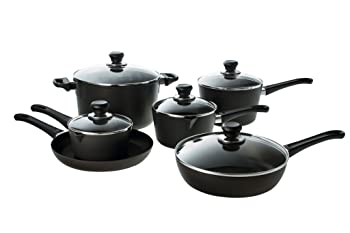 Scanpan 11-piece Cookware Set