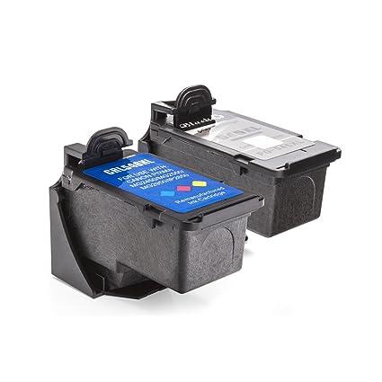 Inka Doo® de tinta compatible con Canon Pixma TS 3100 Series ...