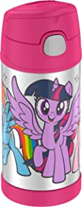 Thermos Funtainer Bottle, My Little Pony, 12 Ounce, (F4017MP6)