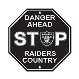Fremont Die NFL Oakland Raiders Stop Sign