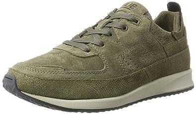 newest ac3e8 e3d35 Hub Damen Zone-w N61 Lizard Sneaker: Amazon.de: Schuhe ...