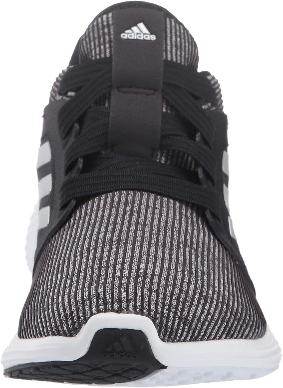 adidas Women's Edge Lux 3 Running Shoe Copper Metallic/Cloud White Black/Silver Metallic/Black