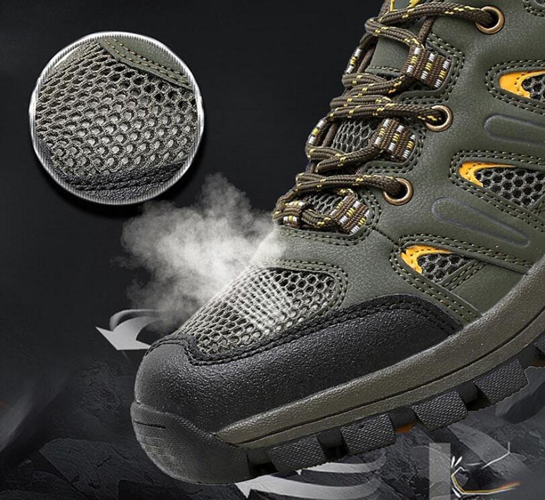 Z&HX sportsWandern Schuhe net atmungsaktiv Sportschuhe Schuhe Anti-Rutsch-Verschlei Outdoor Schuhe Schuhe Schuhe B073Y8TL13 Kletterschuhe Tadellos 82612f