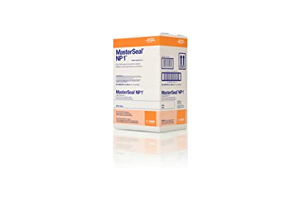 Amazon com : MasterSeal NP-1 (formerly Sonolastic NP-1