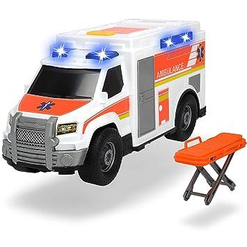 Emergency Van / Fahrzeug Rettungsdienst - Neu Ca 34cm Dickie 203716011