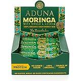Aduna Organic Moringa Raw Energy Bar 45g (pack of 16)