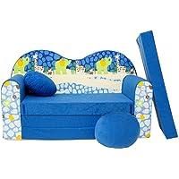 C16 S Mini sofá infantil con diseño