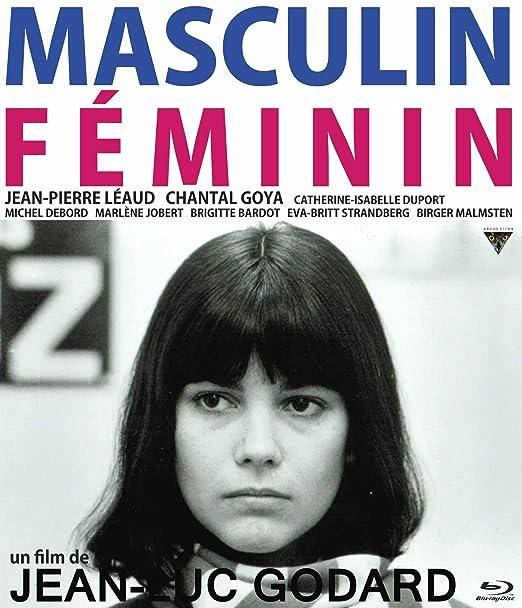 男性・女性 Blu-ray