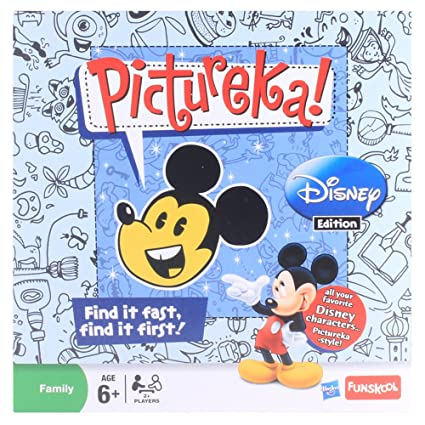 Funskool pictureka disney edition | tanman toys | buy best, top.