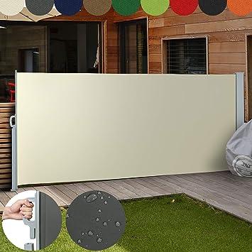 Amazon De Jago Seitenmarkise Farbauswahl Grossauswahl 160x300cm