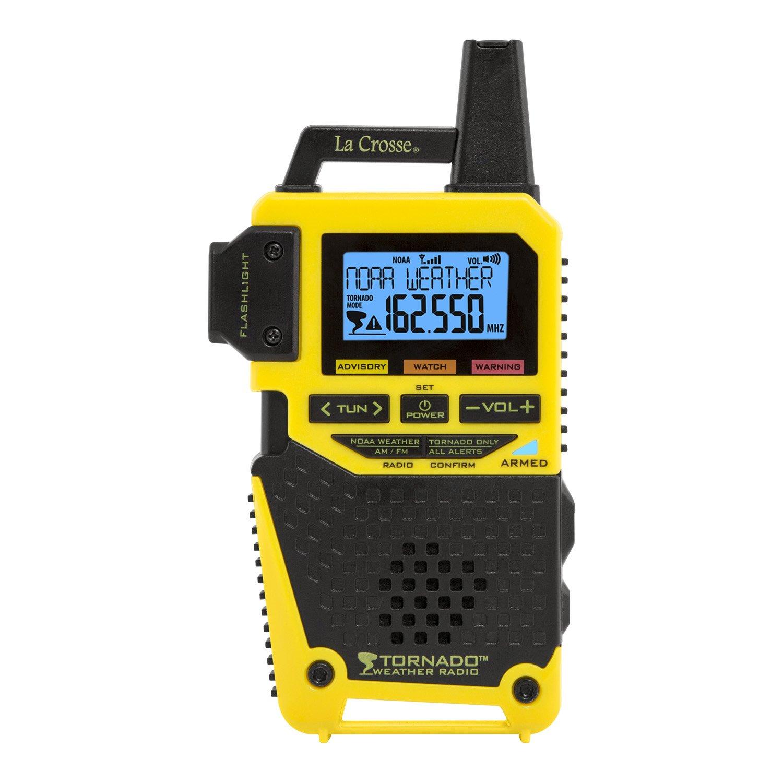 La Crosse Technology S83301-1 Noaa Weather Radio with Tornado Alerts