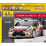 Heller - 50758 - Maquette De Voiture - Citroen Ds3 Wrc Saison - 2013