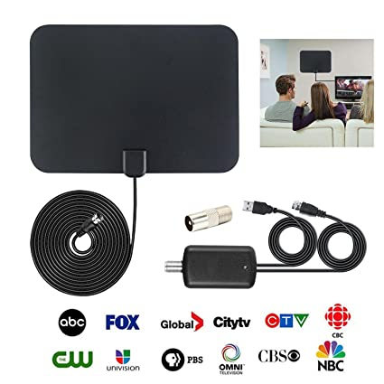 Review TV Buddy Antenna,2018 New