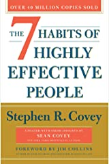 The 7 Habits of Highly Effective People: Revised and Updated: Powerful Lessons in Personal Change Paperback