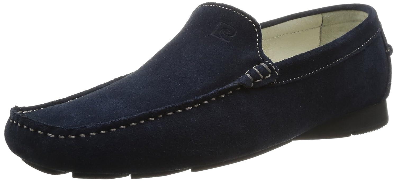 Pierre Cardin Tomoc, Mocasines para Hombre, Azul-Bleu (Navy 34408/Beige), 41 EU: Amazon.es: Zapatos y complementos