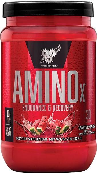 BSN Amino X, Sandía - 435 g