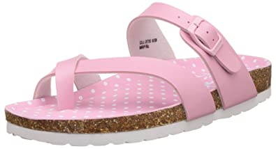 Carlton London Pink Sandals pay with visa cZ760YH