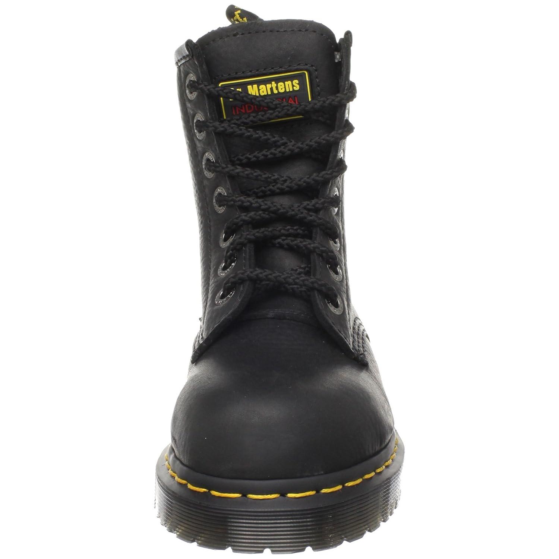 Dr. Martens Men's/Women's Icon 7B10 Boot B001JPS3FE 5 UK/6 M US Black