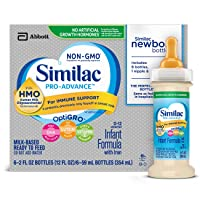 Deals on Similac Pro-Advance Infant Formula 2 fl oz, (48 Count)
