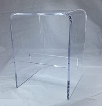 1/2u0026quot; Clear Acrylic Shower Bench