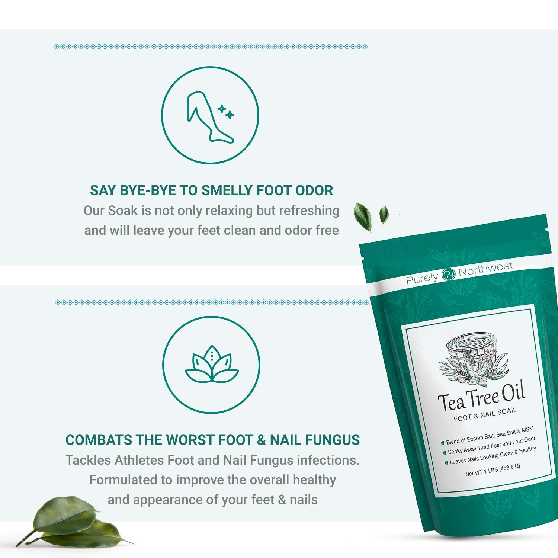 epsom salt foot remojar diabetes