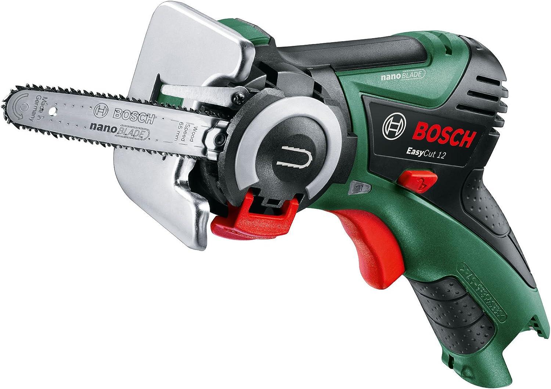 Bosch EasyCut 12 Bosch nanoBLADE Wood Speed 65 Sierra de cadena