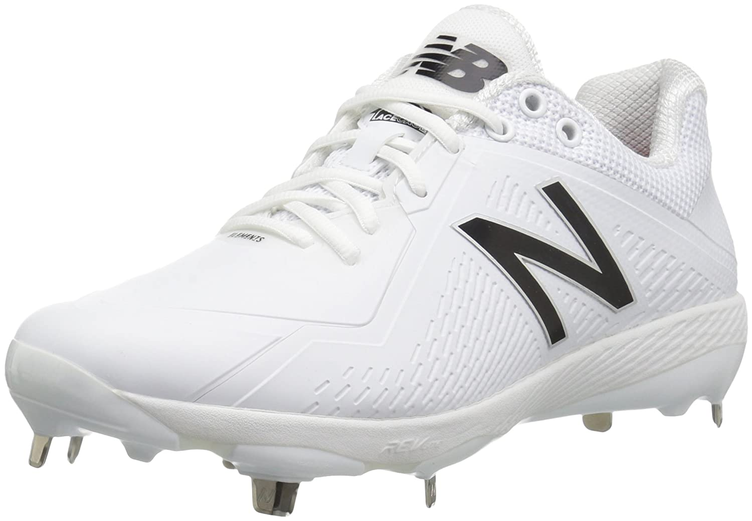 Mens 4040 V4 Metal Synthetic Baseball Cleats