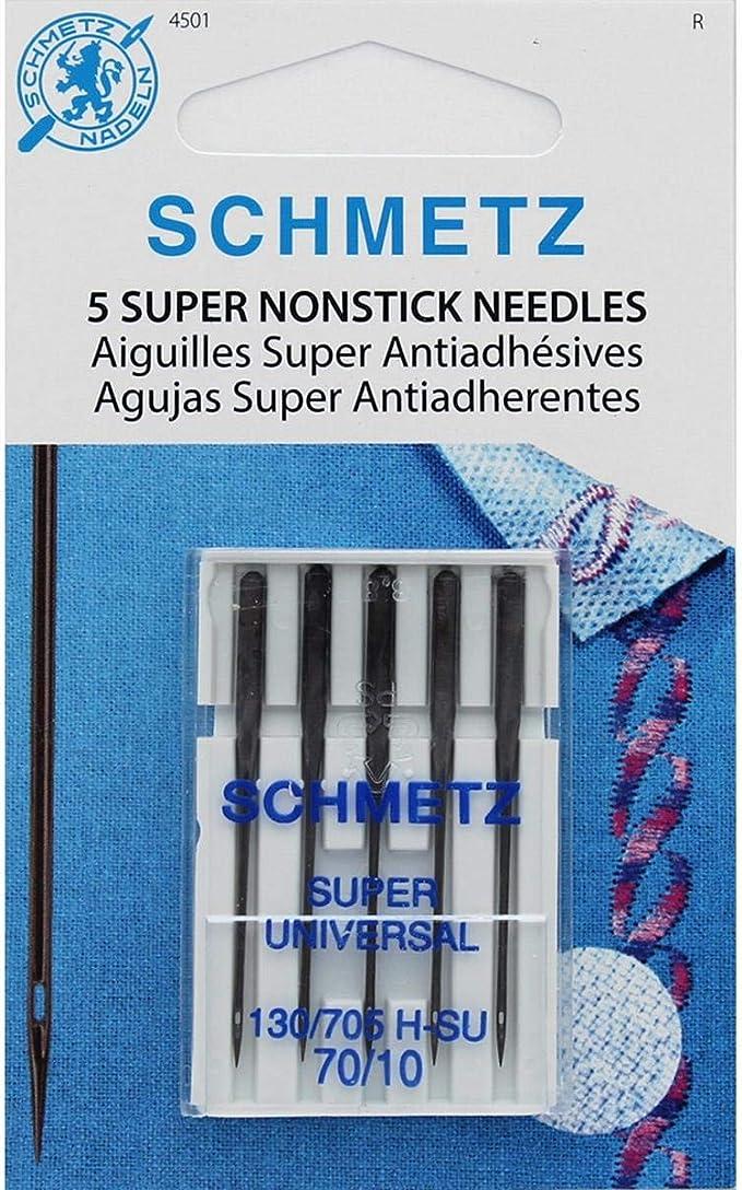 Schmetz Needle Super Nonstick Size 70//10
